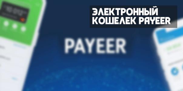 Электронный кошелек Payeer. Как создать и использовать кошелек. Обзор и отзывы кошелька Пайер.