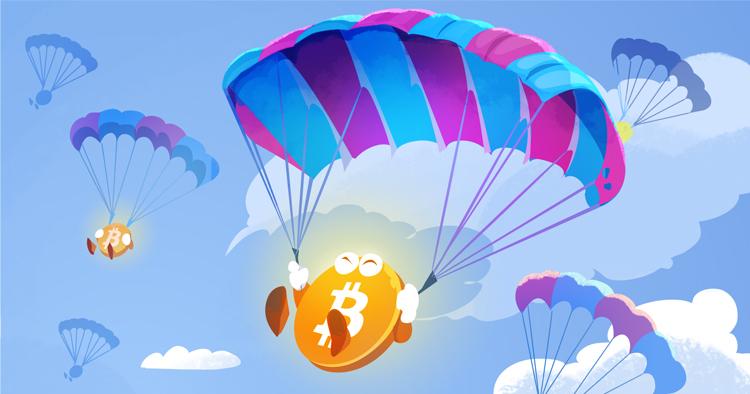 Что такое AirDrop и Bounty программа?