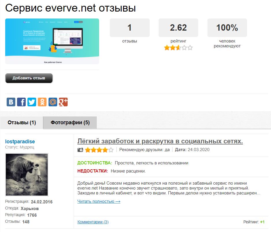 everve.net-otzyv-sajta